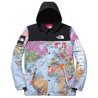 14SS EXPEDITION COACHES JACKET MAP画像