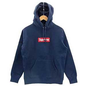 シュプリーム 16AW Box Logo Hooded Sweatshirt画像