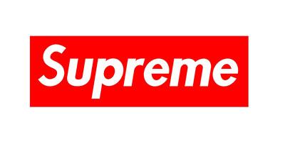 シュプリーム ロゴ画像