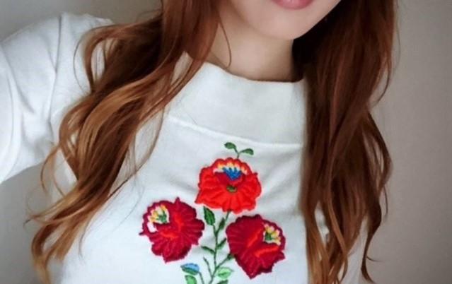 ミモザのワークショップ 刺繍