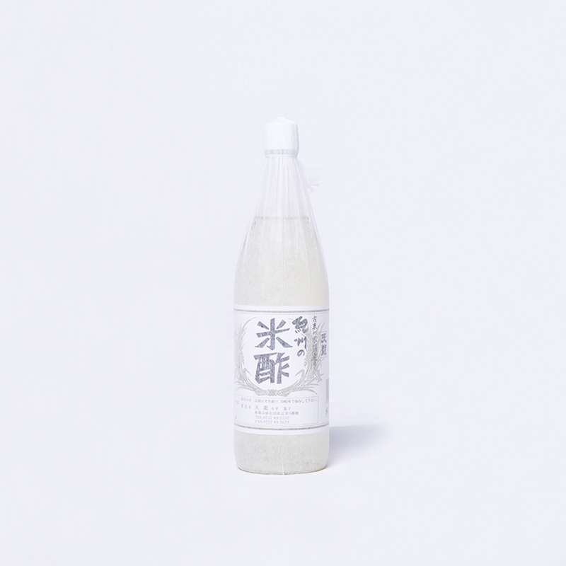 紀州の米酢 900ml 天龍