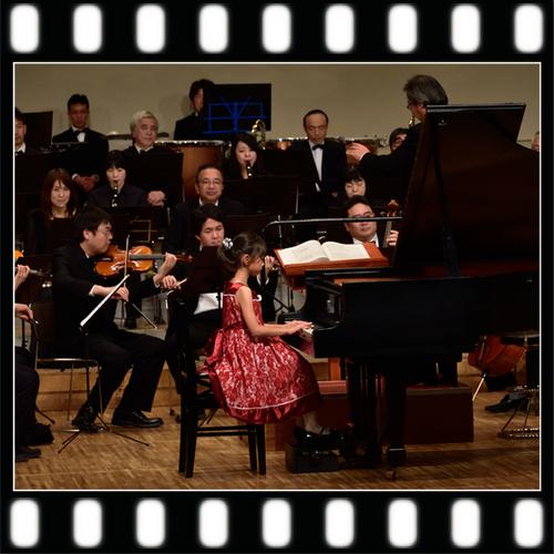 MAF管弦楽団との演奏