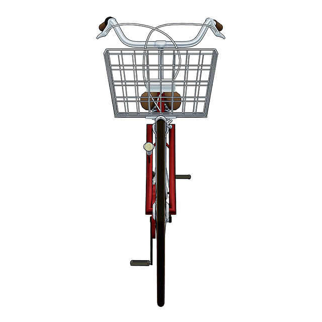自転車だけの配送