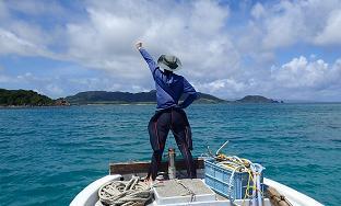 石垣島でダイビング・ツアー