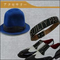ワコマリア帽子・ベルト・靴の買取り案内