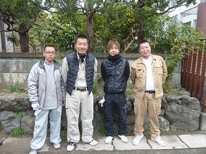 タカミ工務店 京都 宇治 城陽の外壁塗装・リフォーム002