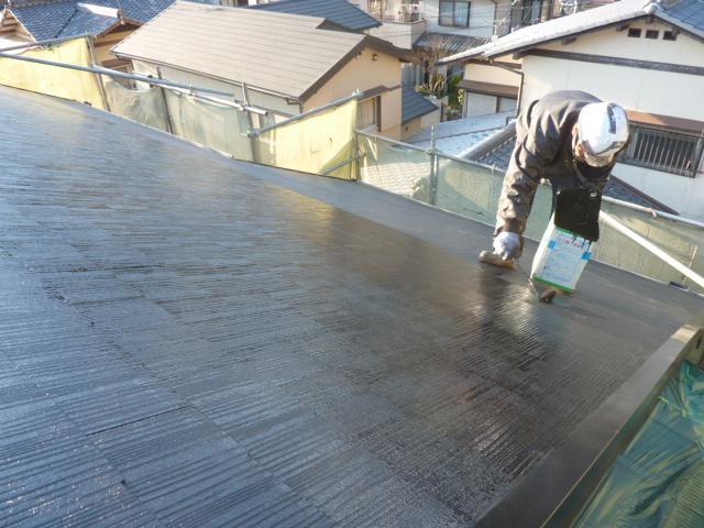 屋根塗装001