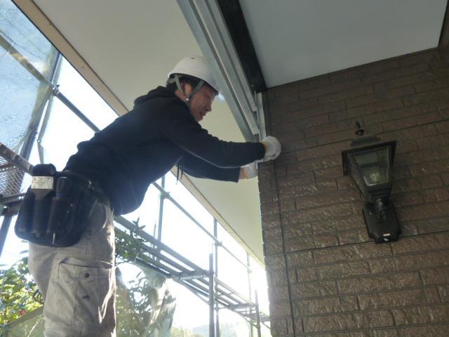 京都 城陽 宇治-タカミ工務店 屋根塗装、外壁塗装