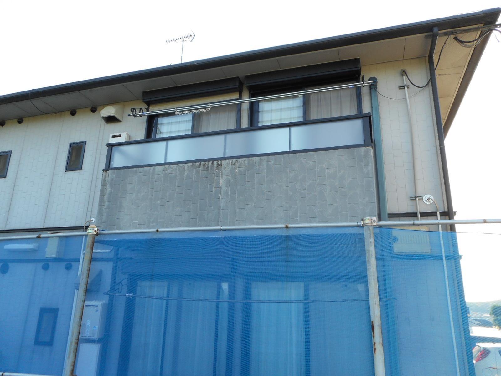 京都 城陽 宇治-タカミ工務店 サイディング張り替え工事