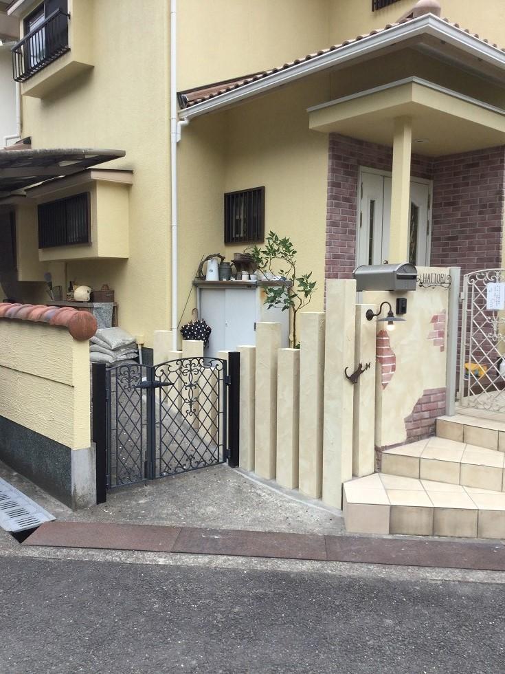 京都 城陽 宇治-タカミ工務店 ガーデンエクステリア