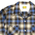 08AW T-WOOL SHT ウールチェックシャツ(BLUE) XS¥25,000