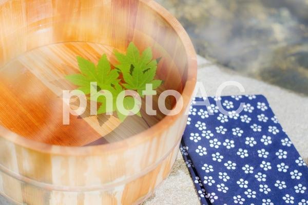 露天風呂2の写真