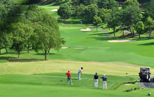 ゴルフ場3の写真