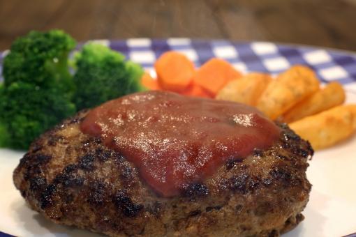 「ハンバーグステーキ写真フリー」の画像検索結果