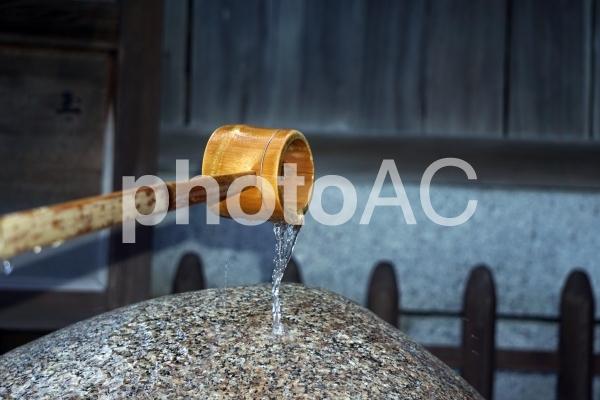 玉の石の写真