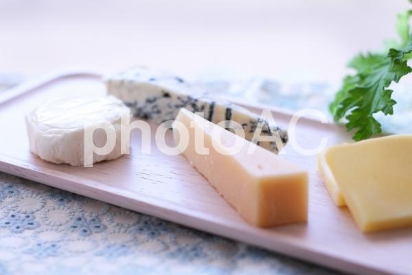 チーズ4種の写真