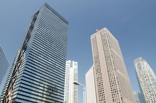 新宿高層ビル11の写真