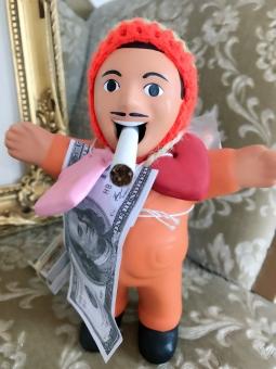 エケコ人形の写真