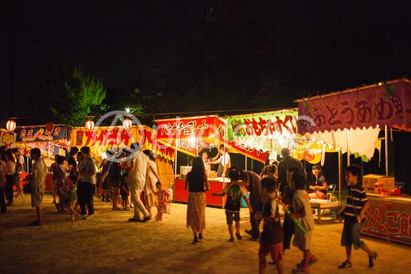 夏祭り 屋台2の写真