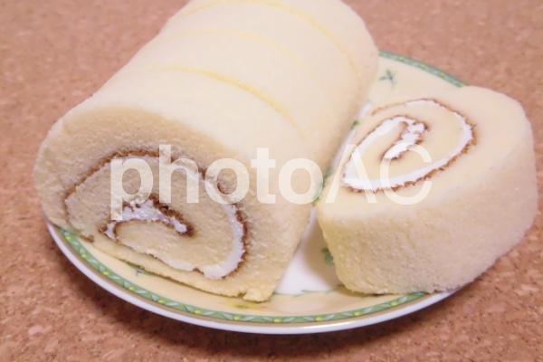 ロールケーキ 1の写真