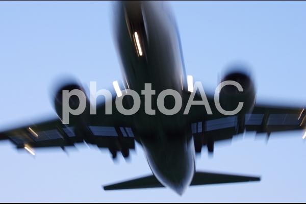 着陸機の写真