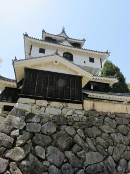 岩国城の写真