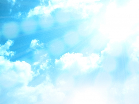 空と雲07の写真
