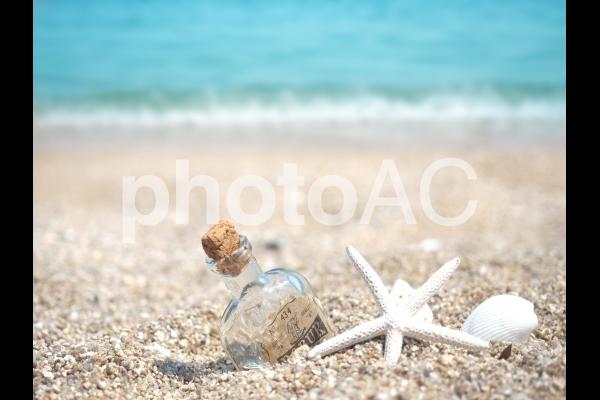 背景【海辺09】の写真