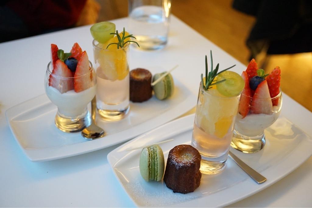 프랑스 디저트 맛집 사진