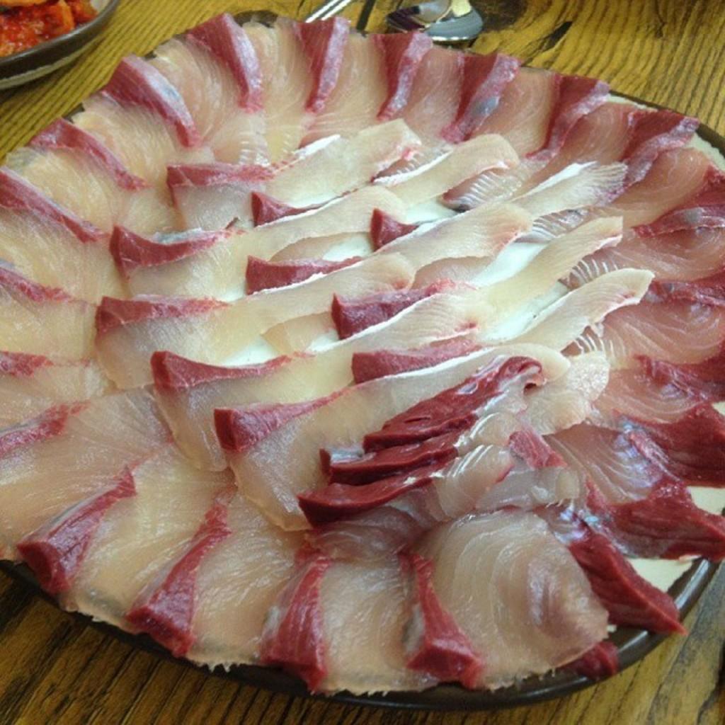 제주 해산물 맛집 사진