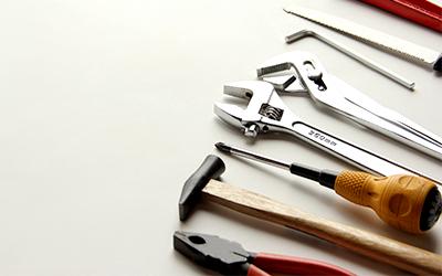 必要な工具を用意しましょう