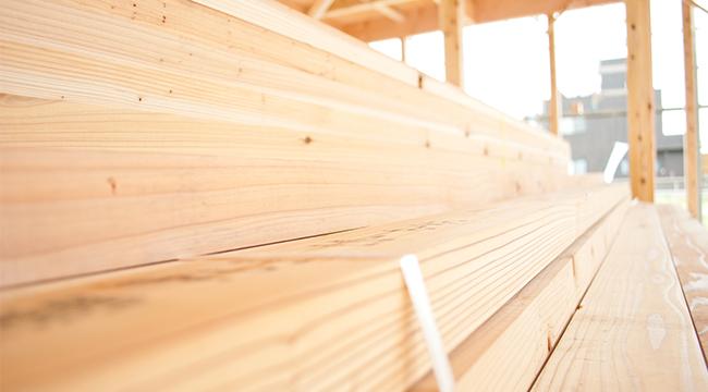 現代ではなかなか手に入らない希少な木材
