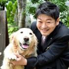 金髪の犬グウィネスはみんなを笑顔にするチャペル館長 ホテルのウェディング担当・松下倫也さん(40)