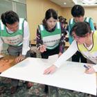 ペット救護を図上訓練 南海トラフ巨大地震が来たら、どうすれば?