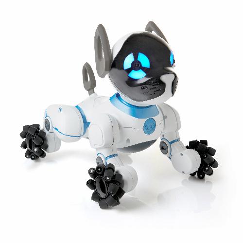 犬型ロボット「ミート・チップ」=ソフトバンク提供