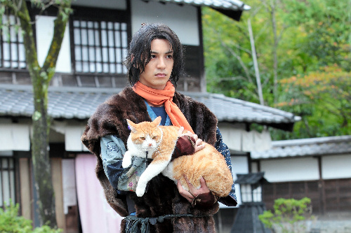 来年、テレビドラマシリーズの放送と映画の公開を控える「猫忍」©2017「猫忍」製作委員会