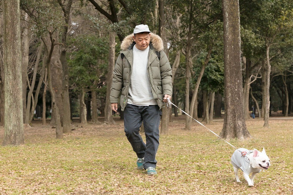 ゆっくり過ごせる代々木公園は定期的に訪れるお気に入りのスポット