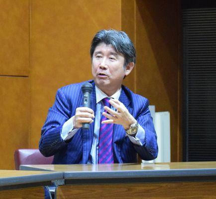 インテグレートの藤田康人CEO