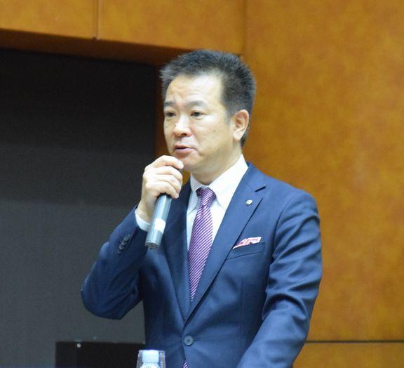 ライオン商事の永井隆志社長