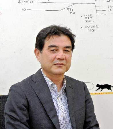 日本ペットサミット会長の西村亮平・東京大大学院教授