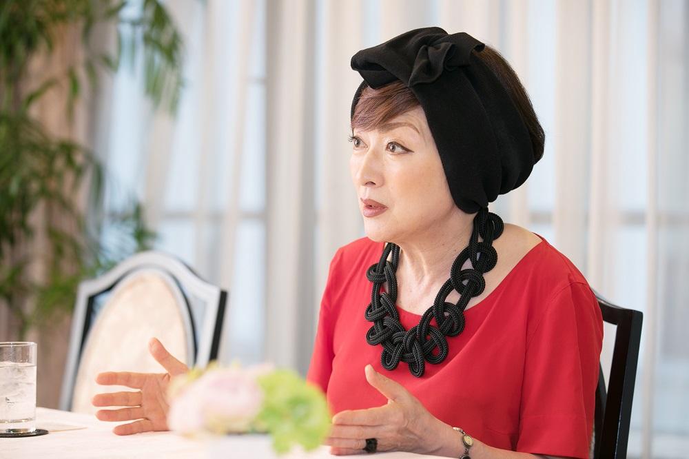 料理研究家の藤野真紀子さん