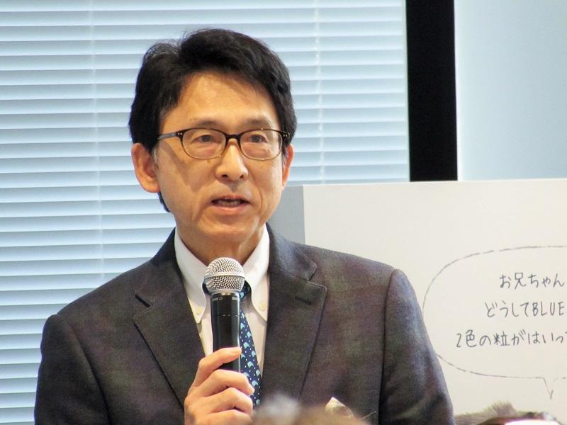 ブルーバッファロー・ジャパン株式会社の獣医師である坂根弘氏