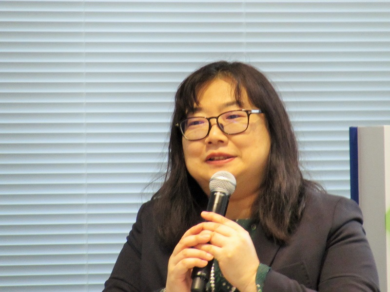 日本獣医生命科学大学准教授・水越美奈氏