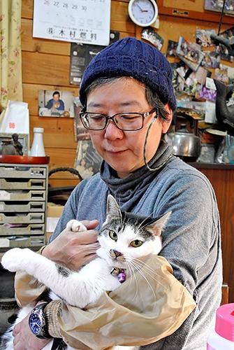藤田裕子さんと暮らす梅子
