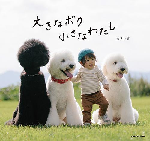 「大きなボク、小さなわたし」(KADOKAWA)