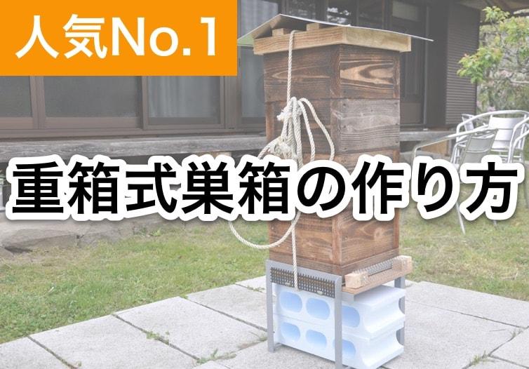 巣箱の作り方