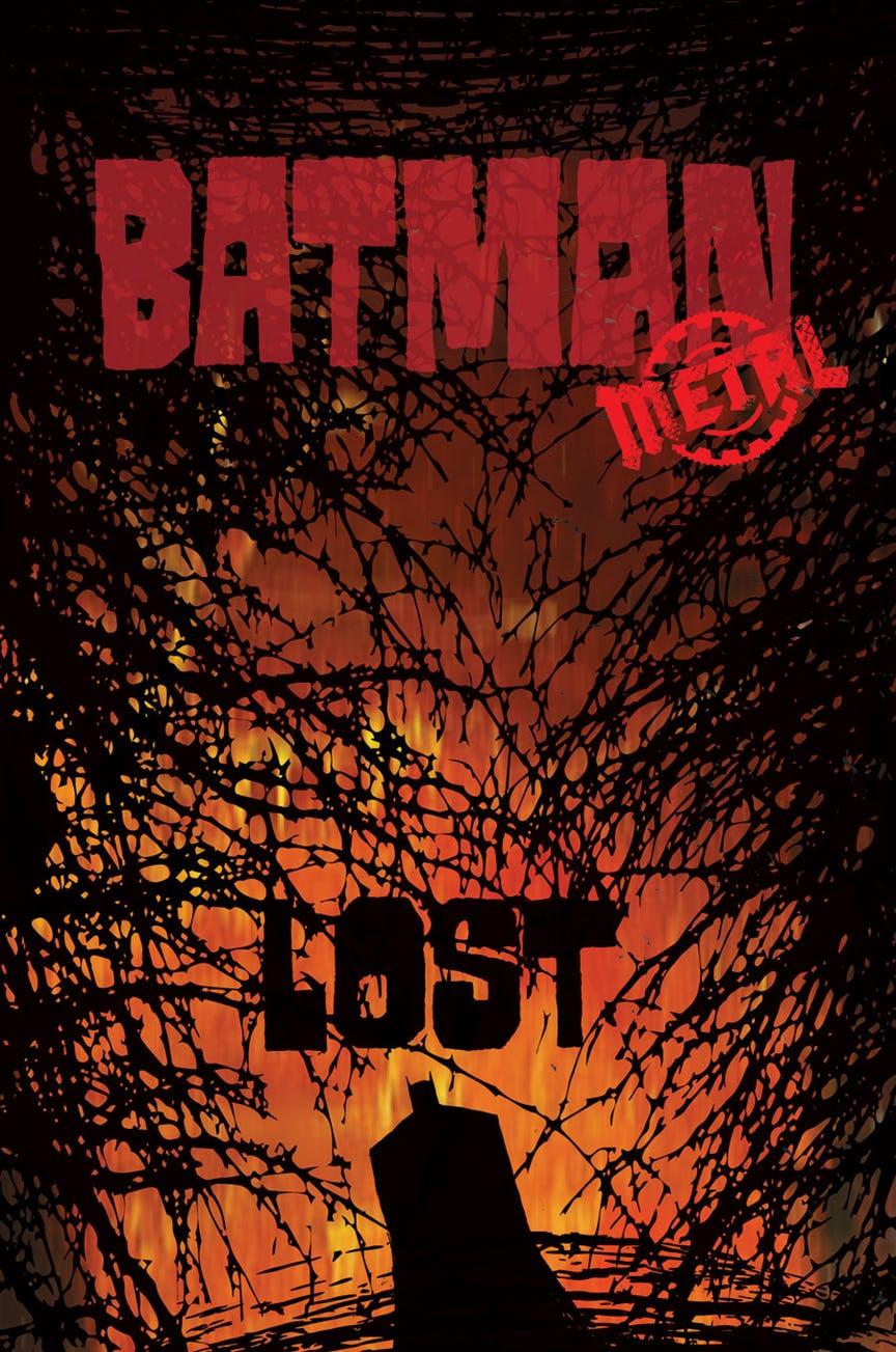 黑暗多元宇宙請小心,正史世界的蝙蝠俠要闖蕩你們這邊的世界了!!!!