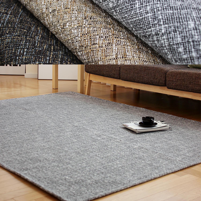 모카 빈티지 패턴 극세사 러그카페트 (170x230cm) 3color 거실물세탁가능