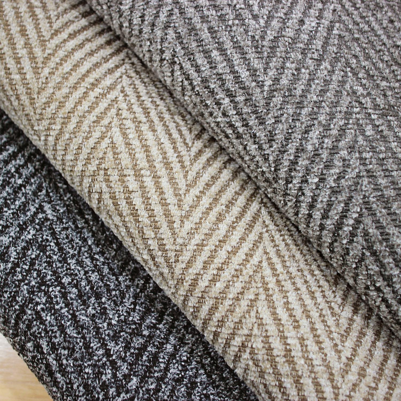 쇼콜라 헤링본 패턴 극세사 러그카페트 (170x230cm) 3color 거실물세탁가능