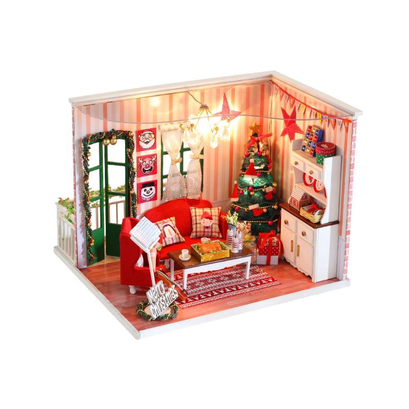 DIY 미니어처 하우스 - 크리스마스 데이트
